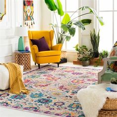 Boho Colorful Living Room Decor - What is a good paint color for a dining room? Boho Colorful Living Room Decor - How do I color coordinate my living room? Boho Living Room, Bohemian Living, Home Living, Bohemian Decor, Living Room With Color, Modern Living, Bohemian Style, Bright Living Room Decor, Living Rooms