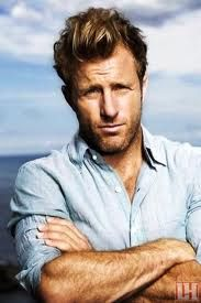 scott caan- saw him in hollywood