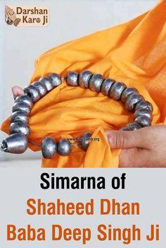 #DarshanKaroJi Simarna Of Shaheed Dhan Baba Deep Singh Ji Share & Spread the divinity!