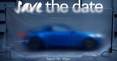 Alpine Serves Up Another A120 Coupe Teaser Ahead Of Geneva Debut #Alpine #Alpine_A120