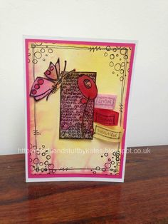 Cards and Stuff by Kates: JOFY mini