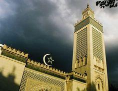 Grand Mosquee de Paris (Paris, France)