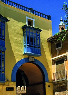 Puerta de Zaragoza, Borja.