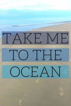 Love the ocean? We've got you covered. #beach #quotes
