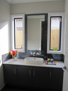 Laminex New Graphite Cabinets - for scullery, laundry and possible ensuite & bathroom haha