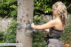 Fifty Shades of Grey inspired wedding Captured in Bristol, New Pixels Photography Ribbons!