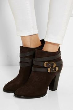 Jimmy Choo to boot #fall #booties