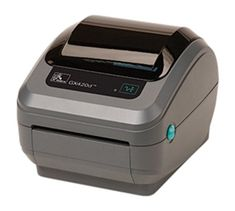 The  Zebra GX430t Monochrome Desktop Direct Thermal/Thermal Transfer Printer with Serial/USB/Ethernet Ports, 4″/s Print Spd, 300 dpi Print Res, 4.09″ Print Width, 100-240V AC  is definitely one of the great, inexpensive product you can find on Amazon. I'm positive you've heard both ...