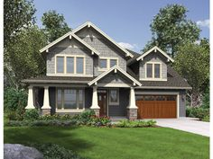 ePlans  Bungalow House Plan – Craftsman Overflowing With Amenities And Appeal – 2936 Square Feet and 3 Bedrooms from ePlans – House Plan Code HWEPL76532.   Found our dream home!