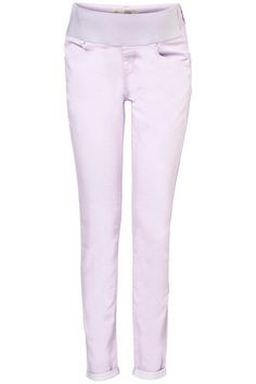 TOPSHOP Maternity Lilac Leigh Skinny Jeans