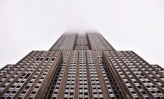 lost in the fog (Empire State) by Daniel Walscheid on 500px
