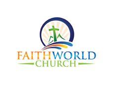 Faithworld Church logo design concepts #255