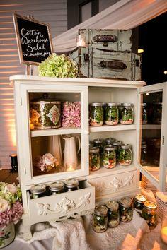| Wedding at Belle Meade Plantation | Fete Nashville Luxury Wedding Planning | Luxury Nashville Wedding Planner | Fete Nashville Event Design | Best Wedding Planner Nashville | Gold | Flowers | Light Pink | Candles | Reception | Ceremony | Outside | Inside | Mason Jars |