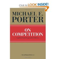 @Michael Porter #competition #strategy
