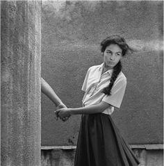 Inés Sastre, 1987, Alberto García Alix