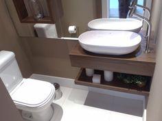 Banheiro empreendimento Vintage Condomínio Clube #RS / Vintage Condomínio Clube Bathroom