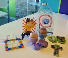 Spring break is soon here...Mon Mar 30 to Thurs April 2nd. Each afternoon we have kid's events with fun projects geared just for them!  Check out our website for all the details!