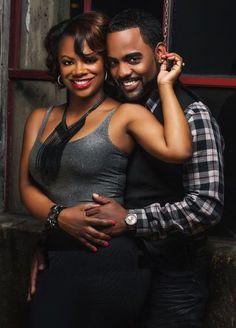 black couples Todd & Candi #love