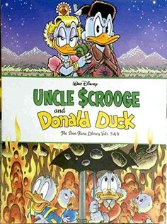 Walt Disney Uncle Scrooge And Donald Duck The Don Rosa Library Vols. 5 & Gift Box Set (The Don Rosa Library) Fantagraphics Books Disney Mickey, Walt Disney, Duck Story, Don Rosa, Library Of Alexandria, Book Annotation, Uncle Scrooge, Books To Buy, Great Books