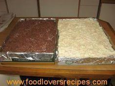 bierboks koek May Kos, Box Cake Recipes, Baking Recipes, Baking Ideas, Pie Dessert, How Sweet Eats, Different Recipes, Let Them Eat Cake, Tray Bakes