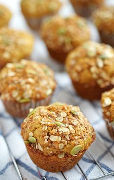 Treat yourself to some delightful, homemade Pumpkin Muffins. Check out the step by step, super simple recipe for the perfect addition to any fall brunch! Seared Salmon Recipes, Pan Fried Salmon, Pan Seared Salmon, Crispy Oven Fries, Crispy Oven Fried Chicken, Fries In The Oven, Best Pumpkin Muffins, Pumpkin Muffin Recipes, Tomato Cream Sauces