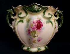 Victorian English Planter