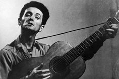 The life of Woody Guthrie, who died in 1967, will be celebrated at the Kennedy Center, but respectability was never his goal. ~ New York Times, 08/18/2012
