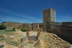 Castelo de Portel, Portuguese Castle, Portugal