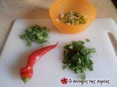 """Κόκκινες φακές σε σούπα, μία """"άγνωστη"""" νοστιμιά!!! συνταγή από ggr - Cookpad Stuffed Peppers, Vegetables, Food, Stuffed Sweet Peppers, Hoods, Vegetable Recipes, Meals, Stuffed Pepper, Veggies"""