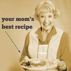Mom's Favorite Recipe Contest!