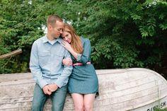 Rhode Island Engagement Session / Brady & Heather / Ruth Eileen Photography