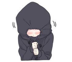 Menhera little girl. 2 EN – LINE stickers Anime Neko, Kawaii Anime Girl, Cute Anime Chibi, Cute Anime Pics, Anime Girl Cute, Anime Art Girl, Manga Art, Anime Girl Drawings, Cute Drawings