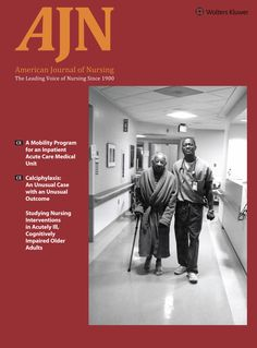 October 2014: getting inpatients walking, calciphylaxis, #nurses and Hurricane Sandy, and more