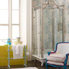 37 vackra badrum i olika stilar – den gemensamma nämnaren är att de är otroligt vackra varendaste ett av dem. Vackra badrum, titta och njut!