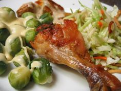 I first began to enjoy this delectably flavoured and scented chicken when the invitations to my inlaws -to-be began. I began to make in imm. Duck Recipes, Chicken Recipes, Poultry, Seeds, Turkey, Canning, Meat, Hospitality, Food