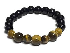Excited to share the latest addition to my #etsy shop: Mens Tiger Eye Bracelet http://etsy.me/2Eilzce #jewelry #bracelet #brown #yes #gemstone #balancebracelet #zendeluxshop #zendeluxjewelry #zendeluxshop #healingstones #mensbracelet #giftsforhim #menstyle #style #men