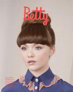 Betty magazine <3