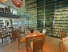"""Mint, the Local Grill is a """"spoilt for choice"""", situated at the top of St Goerges Mall in Cape Tow. Mezzanine Floor, Open Kitchen, The Locals, Terrace, Mall, Grilling, Diners, Cape Town, South Africa"""
