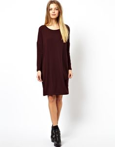 Collection Long Sleeve T Shirt Dress Pictures - Fashion Trends and