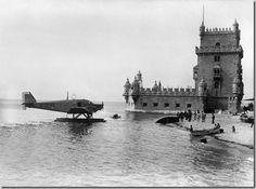 Torre de Belém, 1927