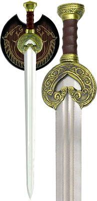 UC1370ABNB - Herugrim, l'épée du roi Theoden ( UNITED CUTLERY ) Le Seigneur Des Anneaux
