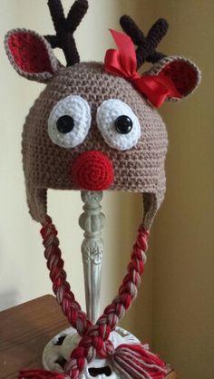 Rudy. Crochet Hats, Knitting Hats
