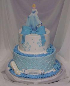 Cinderella  on Cake Central