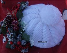 Crochet hat ♥LCH♥ with diagram and picture instructions