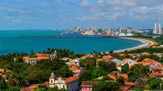 View from Olinda - Dedicada ao fotógrafo Lucas Alves Pereira Neto, que morou em Olinda e guarda boas recordações dessa cidade.