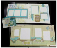 Feb 2014 Layout club - CTMH Skylark