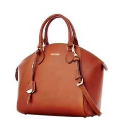 Dooney and Bourke Alto Sabrina in Chestnut $495. (Purchased for $297)