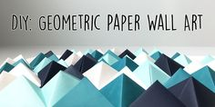 Looking for a cheaper way to decorate with quality art? Read on to find out how to make your own DIY Paper Wall Art piece. All you need is JAM Paper!