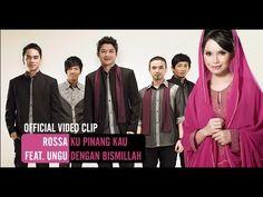 Rossa Duet With UNGU - Ku Pinang Kau Dengan Bismillah   VC Trinity