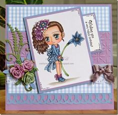 Marilyn's Cards and Very Happy Birthday, Rubber Stamping, Cards, Handmade, Hand Made, Map, Stamping, Arm Work
